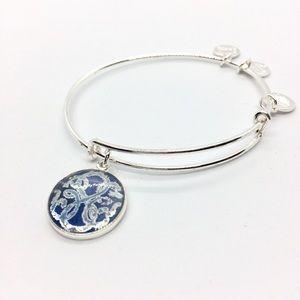 ALEX & ANI Sterling Path of Life Charm Bracelet